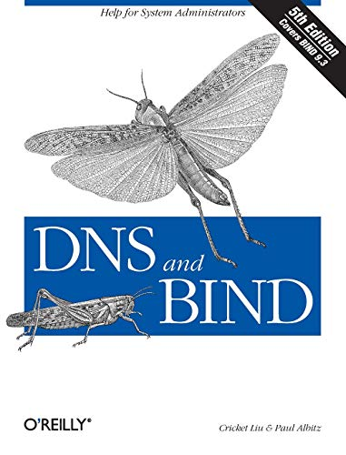285. DNS and BIND (5th Edition)