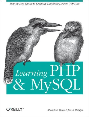 Book Cover: Learning PHP and MySQL