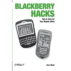 BlackBerry Hacks Cover