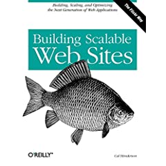 The cover of Building Scalable Web Sites
