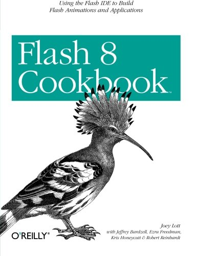 Flash 8 Cookbook (Cookbooks (O'Reilly))
