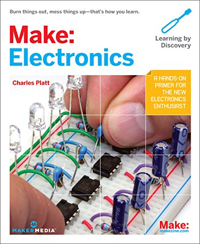 Make: Electronics : Learning by Discovery
