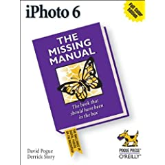 iMovie '06 Missing Manual