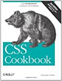 picture of CSS Cookbook by Christopher Schmitt