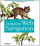 Designing Web Navigation book cover