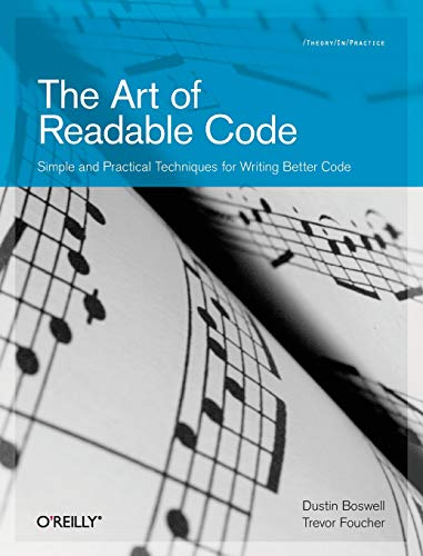 592. The Art of Readable Code (Theory in Practice)