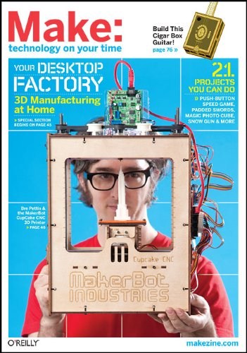 Make: Technology on Your Time Volume 21