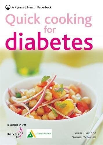 Quick Cooking for Diabetes (Pyramid Paperbacks)