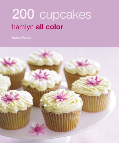 200 Cupcakes: Hamlyn All Color