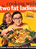 Cooking with the Two Fat Ladies - book cover picture