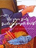 The Yarn Girls' Guide to Simple Knits - book cover picture
