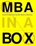 Buy MBA in a Box: The Practical Guide to the Big Ideas of Business from Amazon