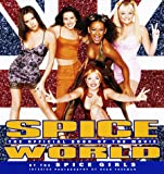 Spice World: The Movie : The Official Book of the Film - book cover picture