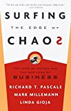 Buy Surfing the Edge of Chaos: The Laws of Nature and the New Laws of Business from Amazon