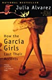 How the Garcia Girls Lost Their Accents - book cover picture