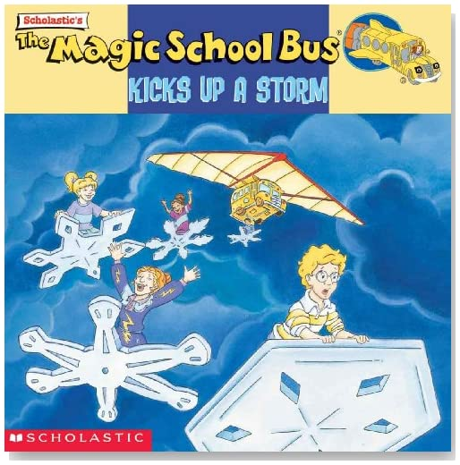 Magic School Bus Kicks Up a Storm