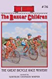 Great Bicycle Race Mystery #76 by  Gertrude Chandler Warner, Charles Tang (Illustrator) (Library Binding - September 2000)