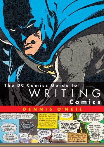 DC Comics Guide to Writing Comics