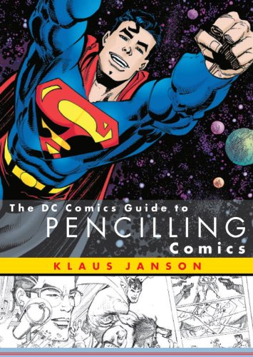 The Dc Comics Guide to Pencilling Comics (Turtleback School & Library Binding Edition)