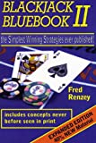 Blackjack Bluebook II: the simplest winning strategies ever published - book cover picture