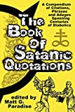 Book of Satanic Quotations