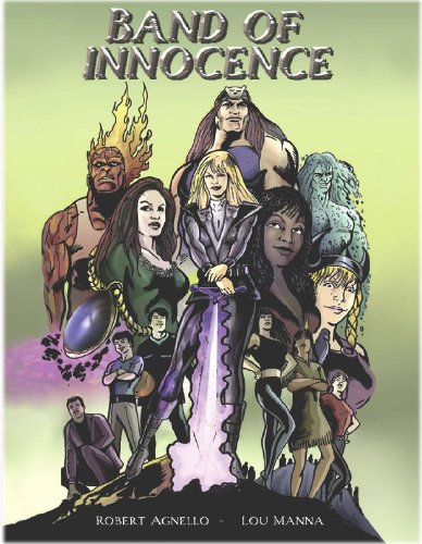 Band of Innocence cover