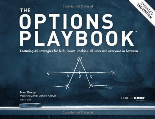 The Options Playbook, Expanded 2nd Edition: Featuring 40 strategies for bulls, bears, rookies, all-stars and everyone in between. - Brian Overby