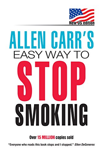 Allen Carr's Easy Way To Stop Smoking Book Cover Picture