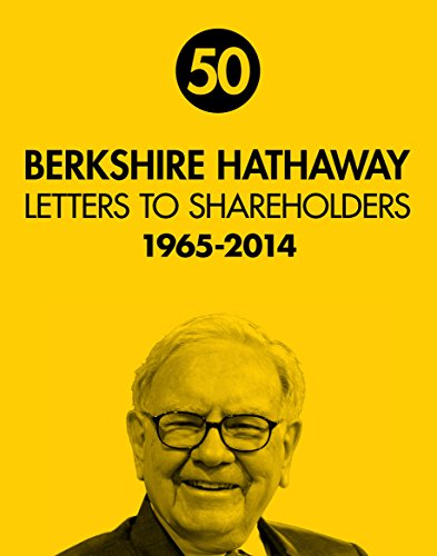 Berkshire Hathaway Letters to Shareholders Book Cover Picture