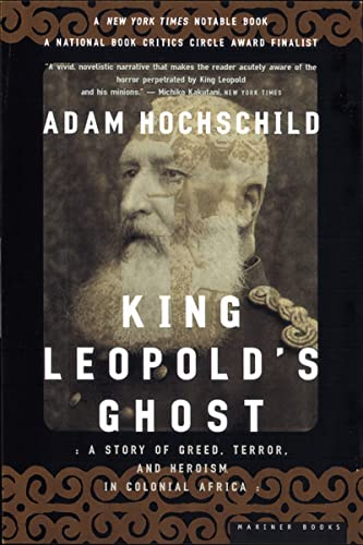 King Leopold's Ghost Book Cover Picture