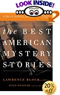 The Best American Mystery Stories 2001 by  Otto Penzler (Editor), Lawrence Block (Editor) (Paperback)