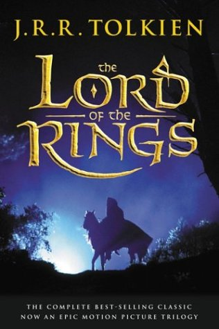 The Lord of the Rings (Movie Art Cover), J.R.R. Tolkien