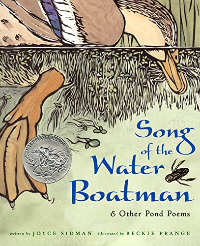 [Song of the Water Boatman and Other Pond Poems]