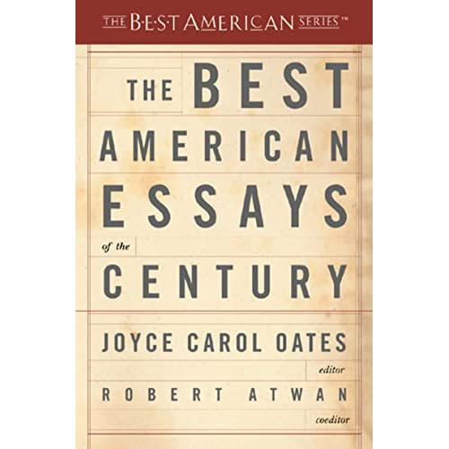 greatest american essays of the century Throughout the year 2000, npr presented the stories behind 100 of the most important american musical works of the 20th century these special features cover music.