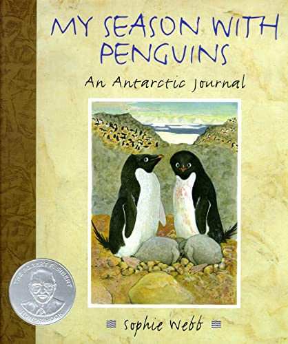 [My Season with Penguins: An Antarctic Journal]