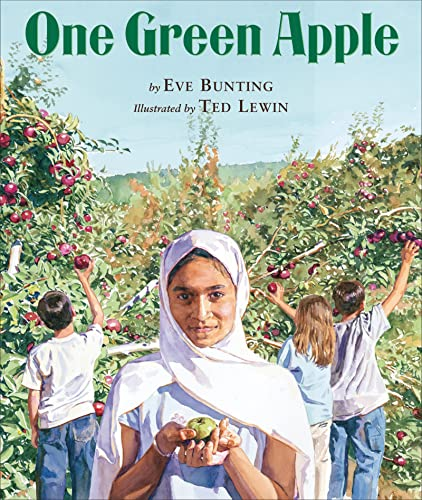 [One Green Apple]