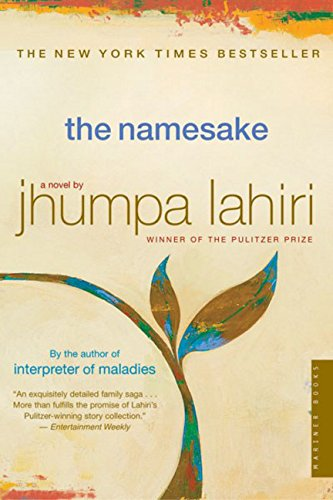 The Namesake: A Novel, Lahiri, Jhumpa