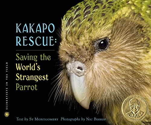 [Kakapo: Saving the World's Strangest Bird]
