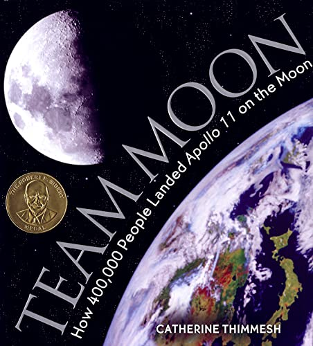 [Team Moon: How 400,000 People Landed Apollo 11 on the Moon]