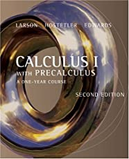 Calculus 1 with Precalculus by Ron Larson