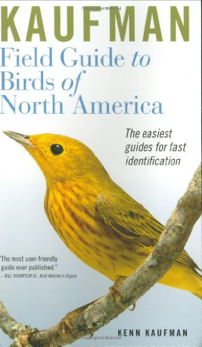 Kaufman Field Guide to Birds of North America, Kenn Kaufman