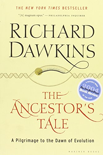 The Ancestor's Tale Book Cover Picture
