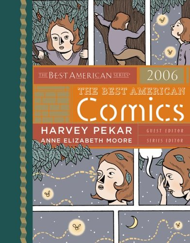 The Best American Comics 2006 (Best American)