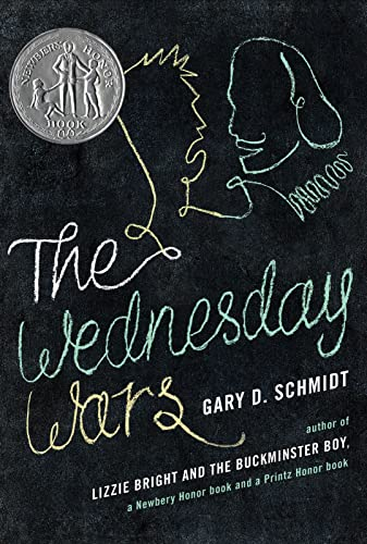 [The Wednesday Wars]