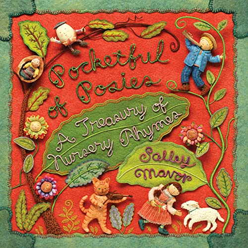 Pocketful of Posies: A Treasury of Nursery Rhymes