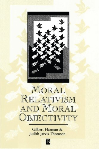 Moral Relativism and Moral Objectivity Book Cover Picture