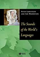 cover of Sounds of the Worlds Languages