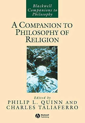 A Companion to Philosophy of Religion, by Draper, Paul