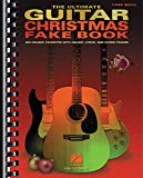 Image for The Ultimate Guitar Christmas Fakebook (Fake Books)