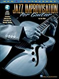 Jazz Improvisation For Guitar Tab Book/Cd (REH Pro Lessons)